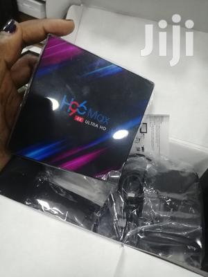 H96 Max Android Box 4gb Ram 32gb Rom