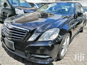 Mercedes-Benz E250 2013 Black   Cars for sale in Mombasa, Mvita