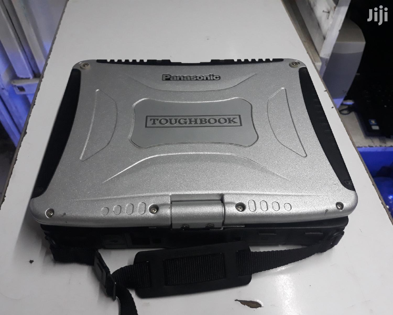 Archive: Laptop Panasonic Toughbook CF-19 4GB Intel Core i5 HDD 500GB