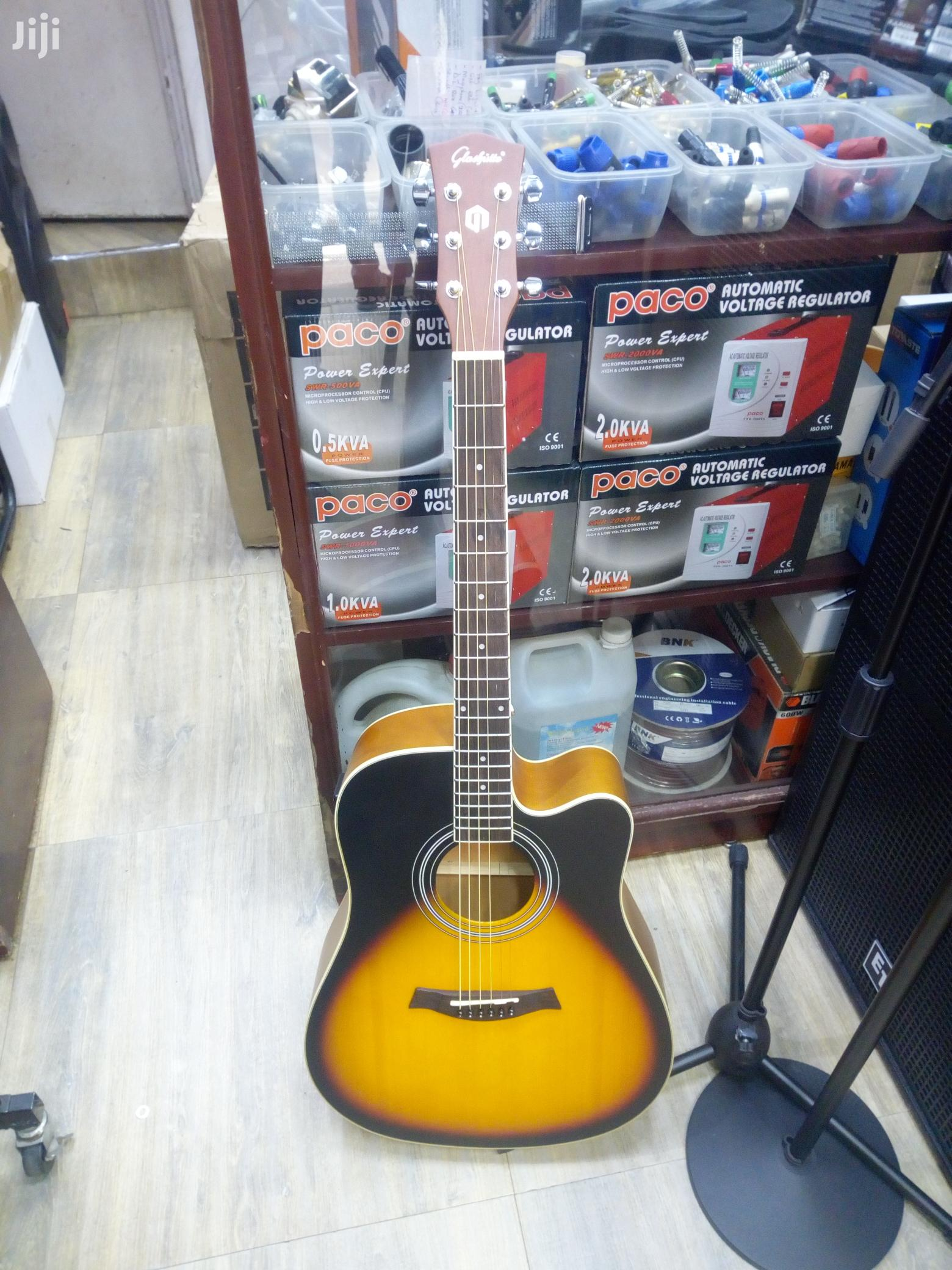 Semi Acoustic Quality Guitar