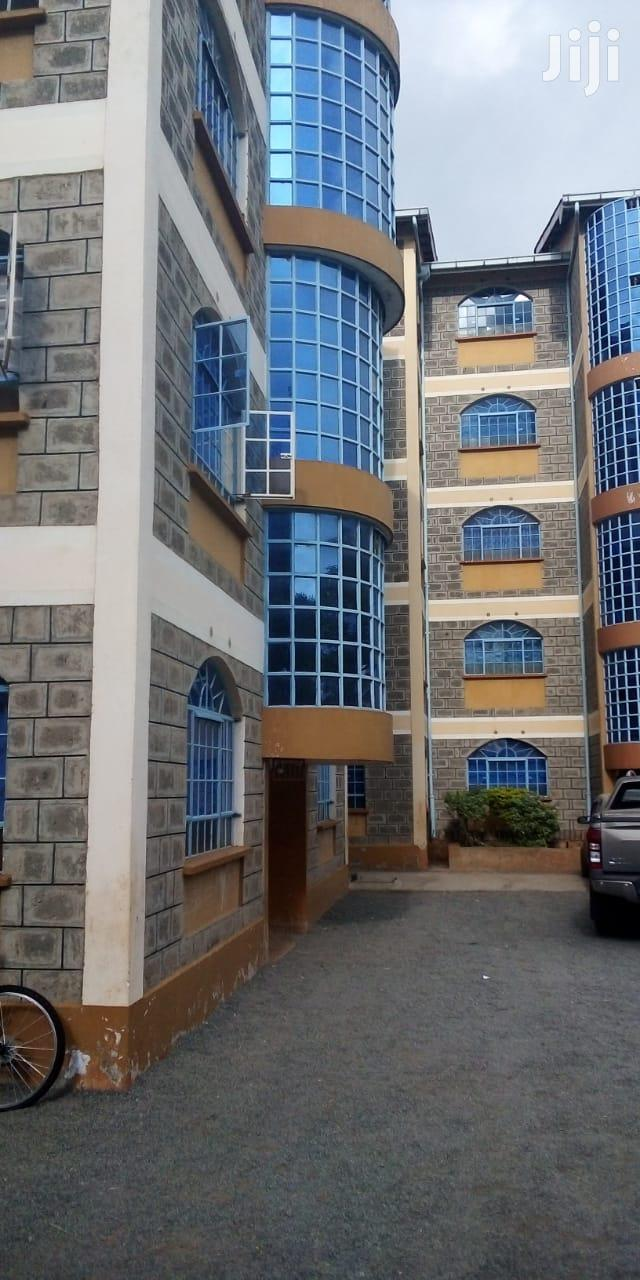 Archive: A Very Spacious and Secure 2 Bedroom Apartment Near the Tarmac.