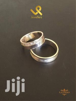 Custom Made Couples Bride N Groom Sterling Silver Wedding Ring Bands   Wedding Wear & Accessories for sale in Nairobi, Nairobi Central
