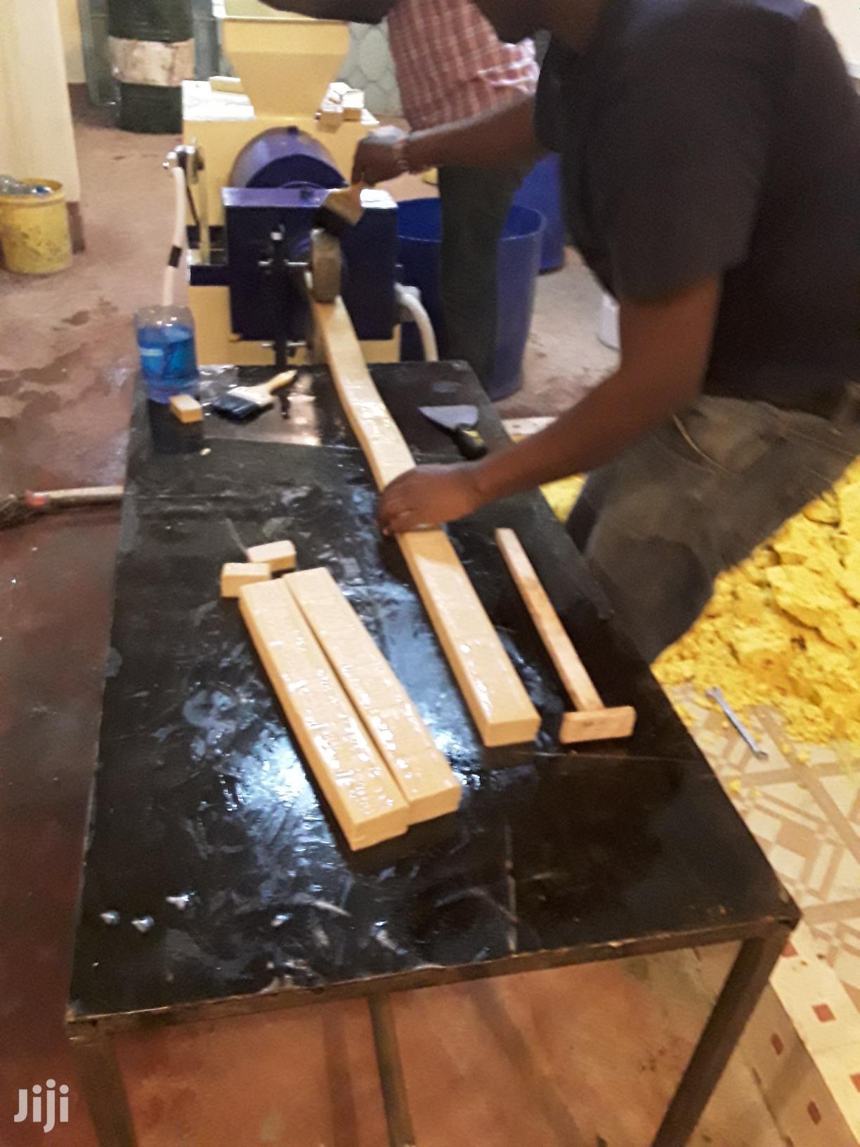 Bar Soap Machines