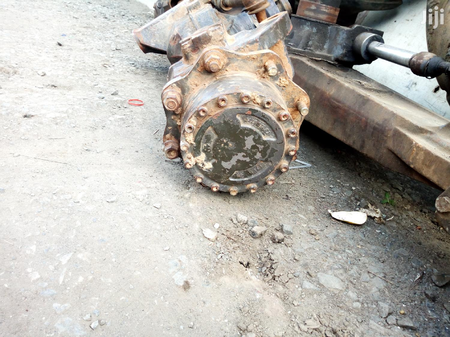 Archive: Front Axle (4wheel)