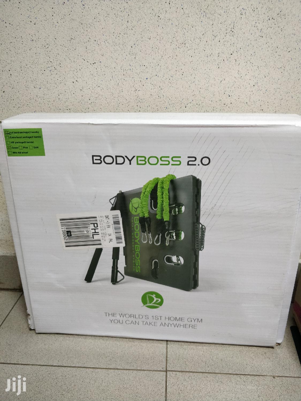 Body Boss Full Gym
