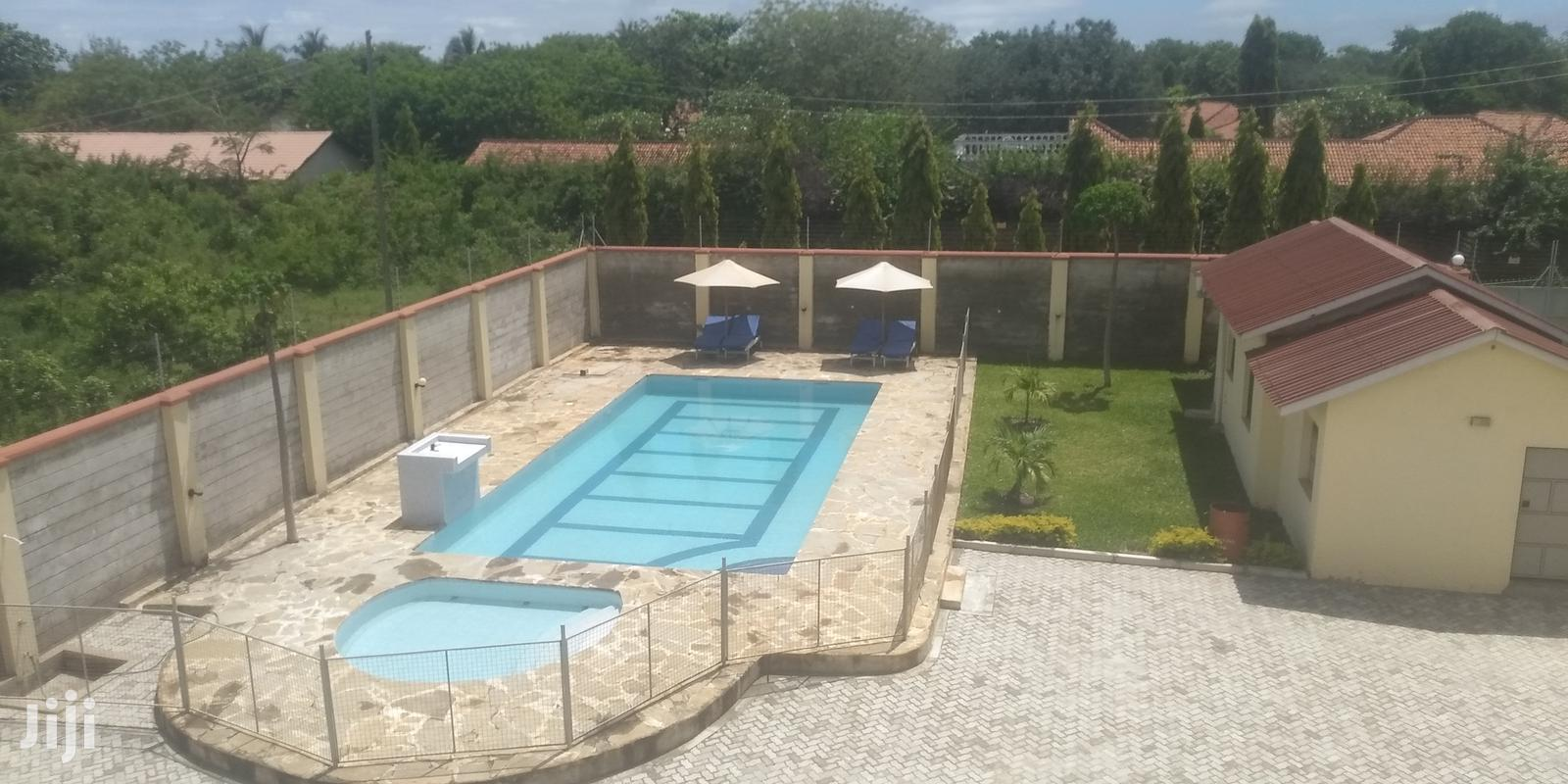 Two Bedroom Apartments With Pool Fully Furnished Diani Beach