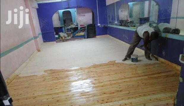 Wooden Floor Sanding Expert At A Reasonable Price | Building & Trades Services for sale in Nakuru Town East, Nakuru, Kenya