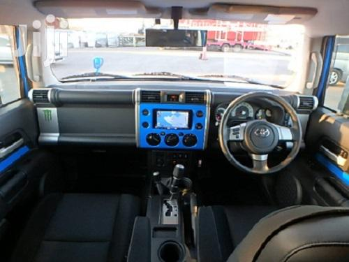 New Toyota FJ Cruiser 2013 4X4 AT Blue | Cars for sale in Parklands/Highridge, Nairobi, Kenya