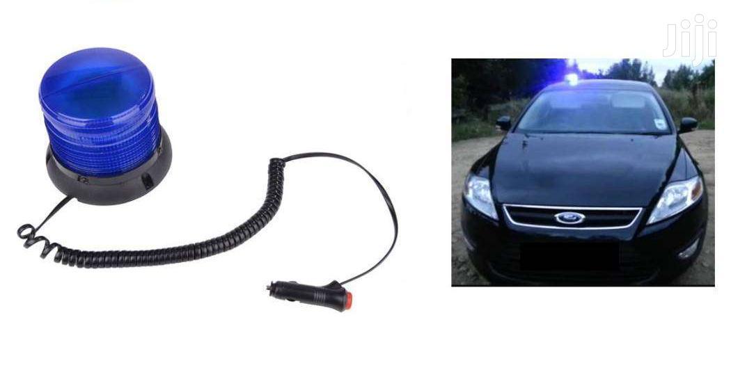 Magnetic-base Strobe LED Light: For Toyota,Nissan,Bmw,Mercedes,Subaru