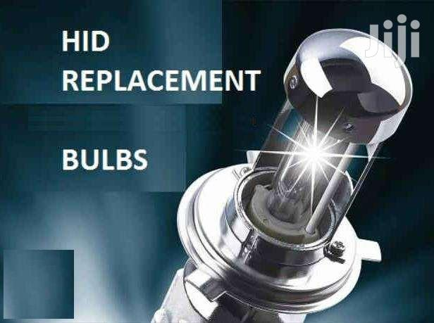 Archive: Xenon HID Replacement Bulbs