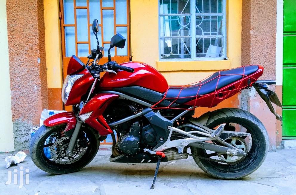 Kawasaki Ninja 400 2016 Red