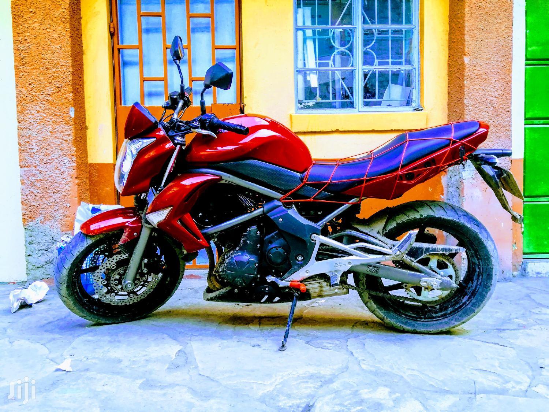 Kawasaki Ninja 400 2016 Red | Motorcycles & Scooters for sale in Nairobi Central, Nairobi, Kenya