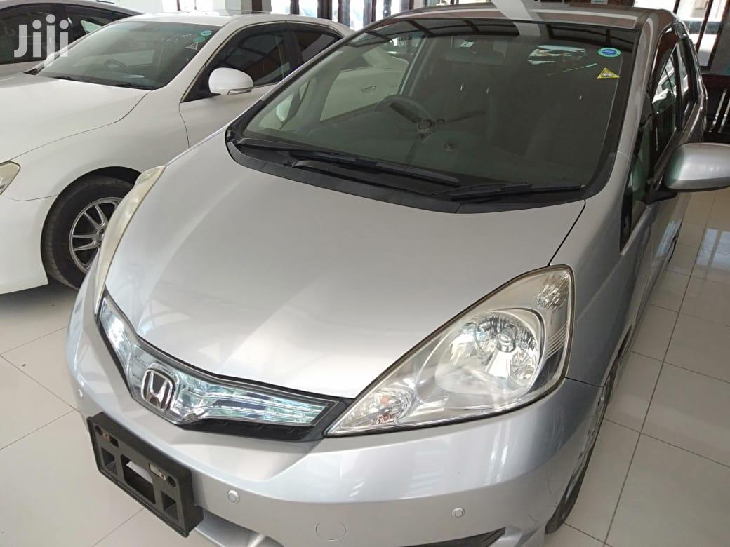 Honda Shuttle 2012 Silver | Cars for sale in Shimanzi/Ganjoni, Mombasa, Kenya