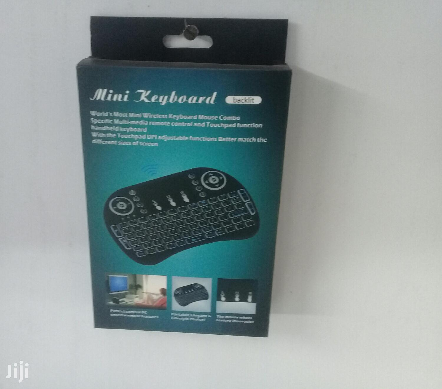 Wireless Mini Keyboard | Accessories & Supplies for Electronics for sale in Nairobi Central, Nairobi, Kenya