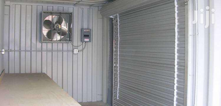 Archive: Roller Shutter Doors