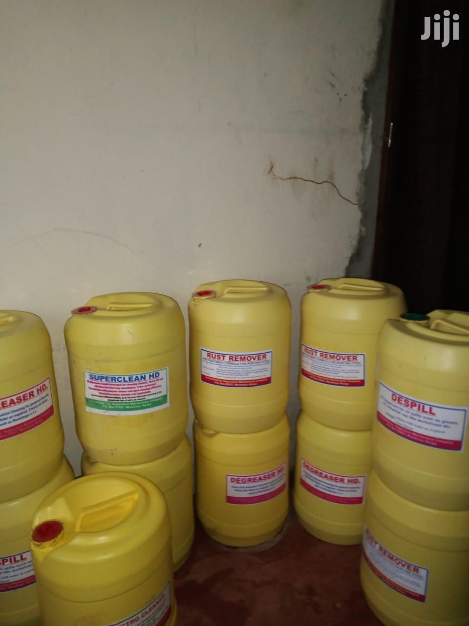 Marine Engineering Chemicals