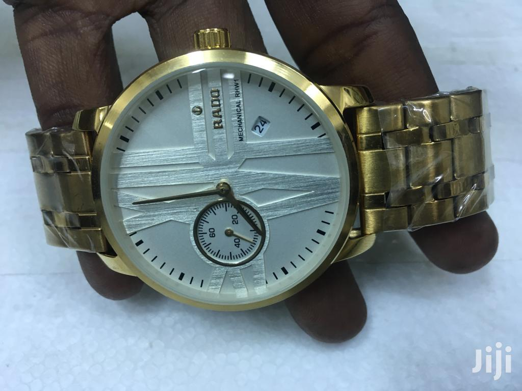 Unique Quality Chronographe Rado Watch for Gents | Watches for sale in Nairobi Central, Nairobi, Kenya