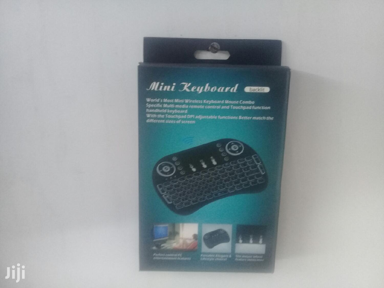 Wireless Mini Keyboard   Computer Accessories  for sale in Nairobi Central, Nairobi, Kenya