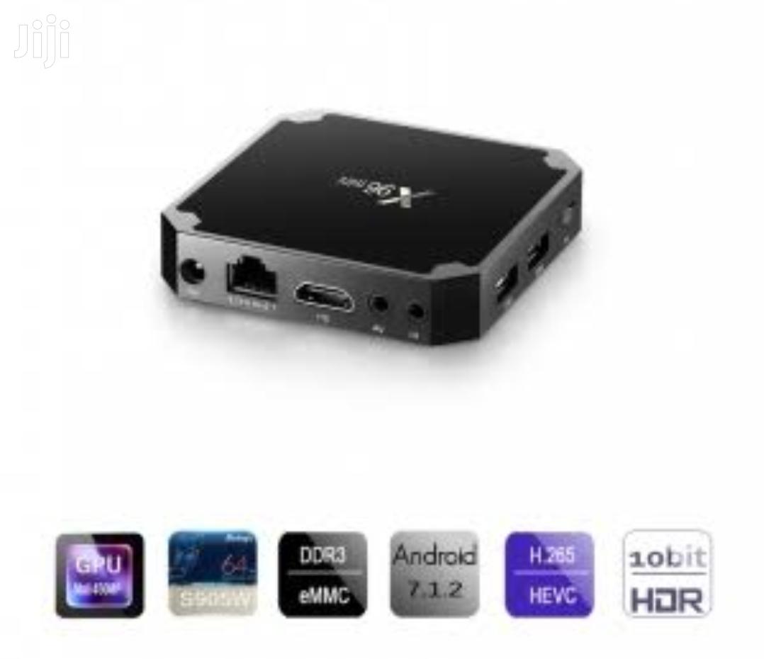 X96 Mini Android Tv Box.