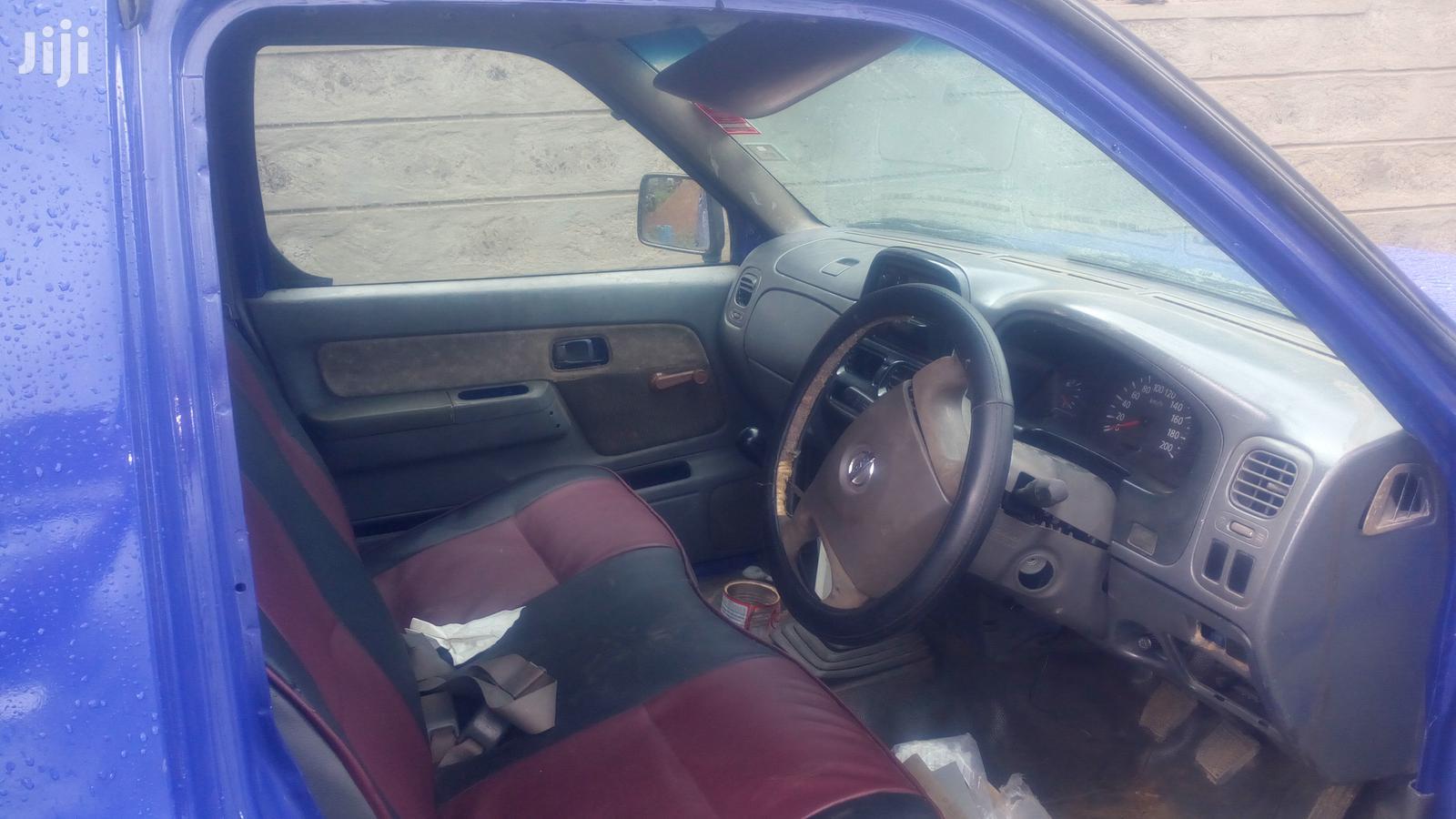 Nissan Hardbody 2005 Blue | Cars for sale in Kahawa, Nairobi, Kenya