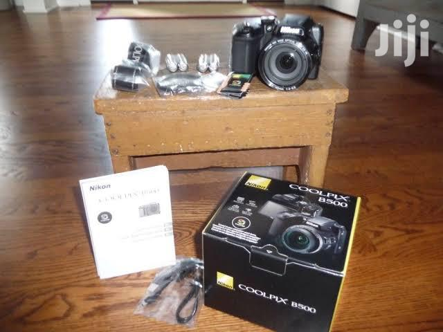 Archive: Brand New Nikon B500 24.2mp Comes With Warranty