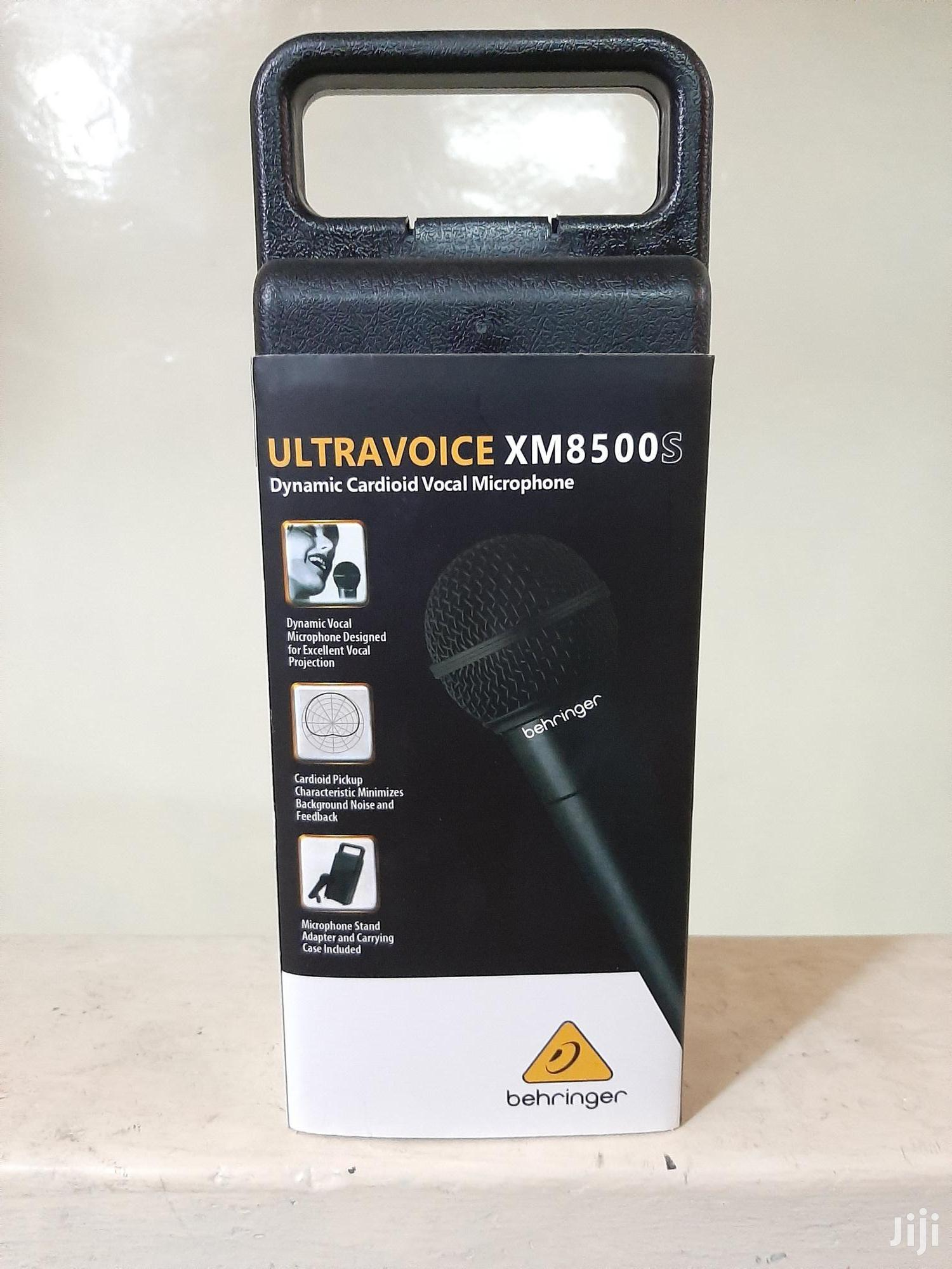 Archive: Professional Wired Microphones With Case