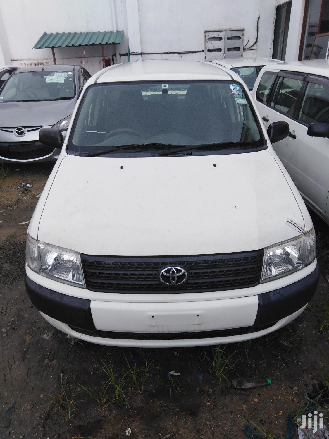 Toyota Probox 2012 White | Cars for sale in Moi Avenue, Mombasa, Kenya