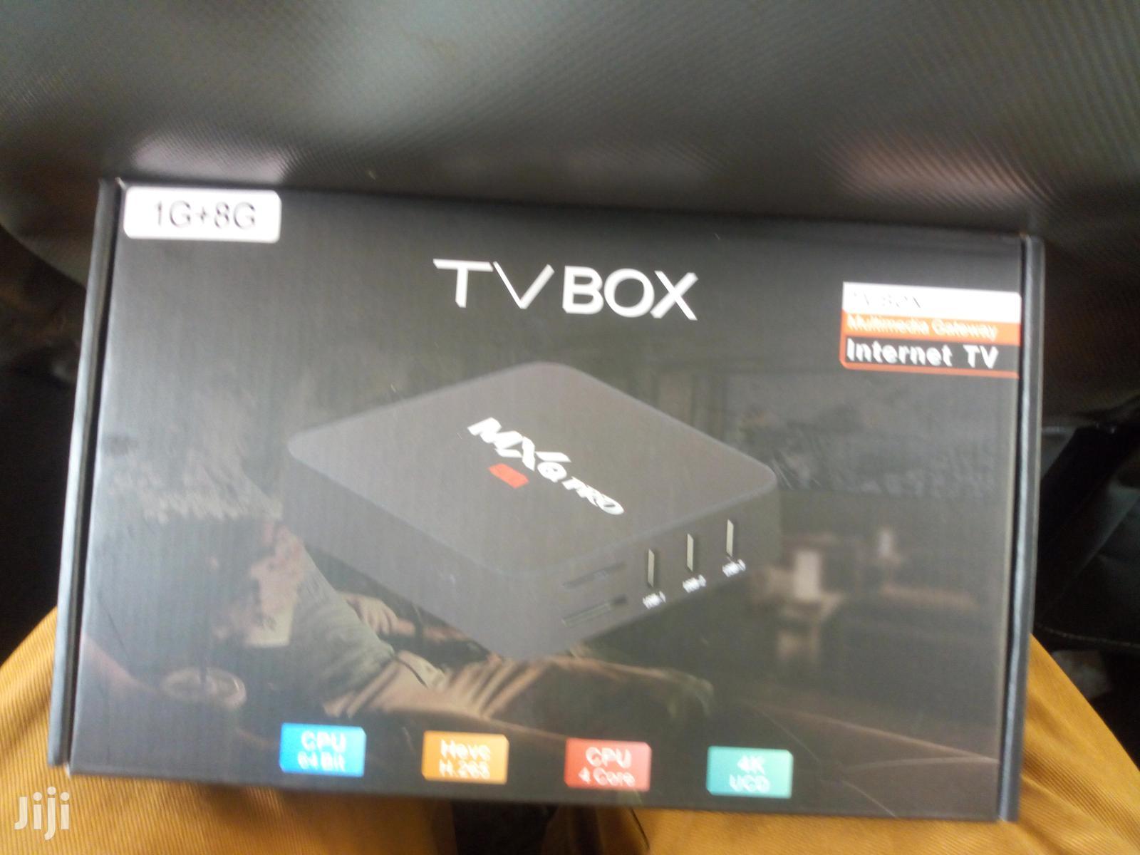 Archive: Mxq Pro 4k TV Android Box 1GB RAM 8GB Internal