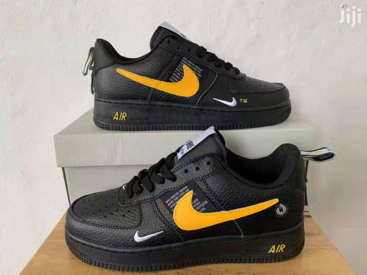 Unisex Casual Nike Airforce TM Sneakers