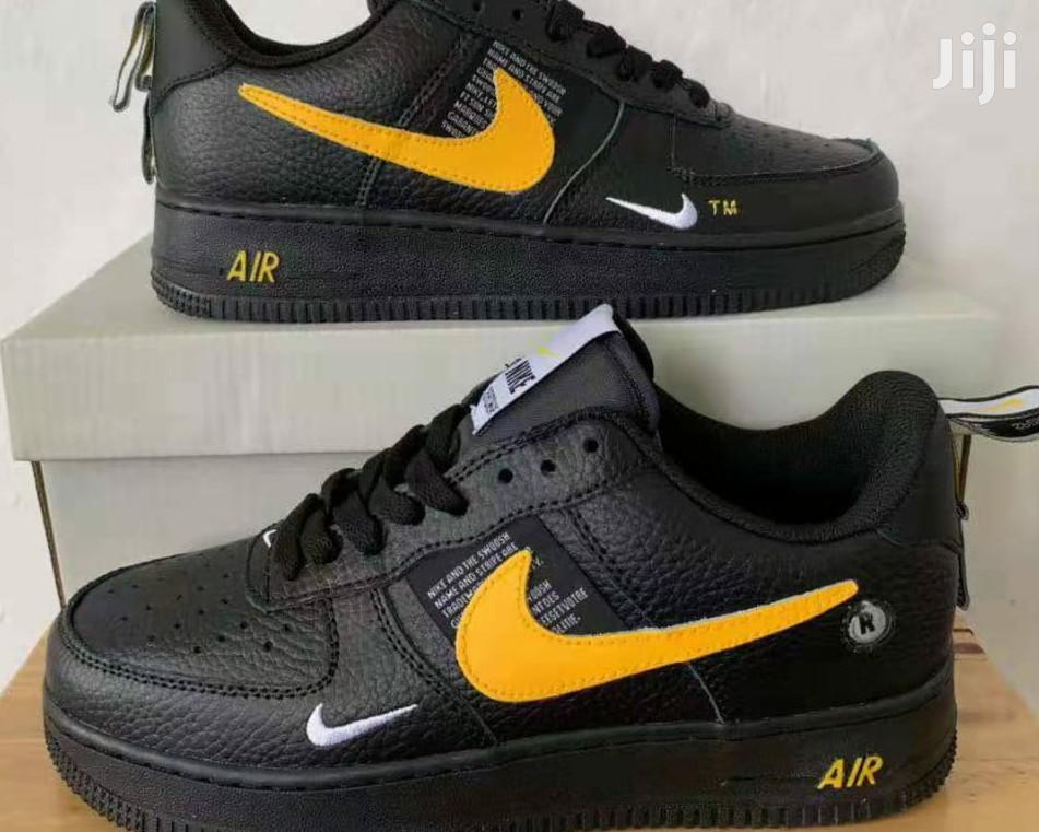 Unisex Nike Air Force TM Casual Sneakers