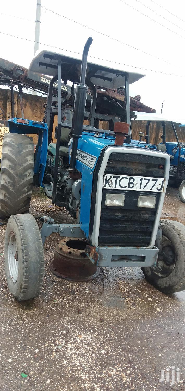Messy Ferguson Tractor