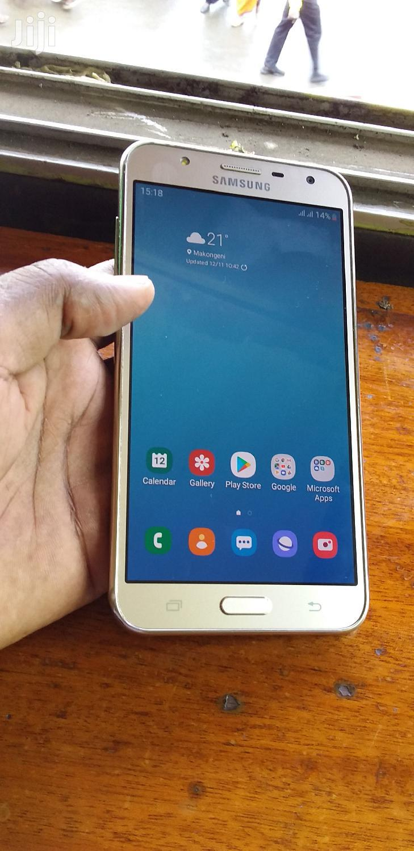 Samsung Galaxy J7 Neo 16 GB Gold   Mobile Phones for sale in Nairobi Central, Nairobi, Kenya