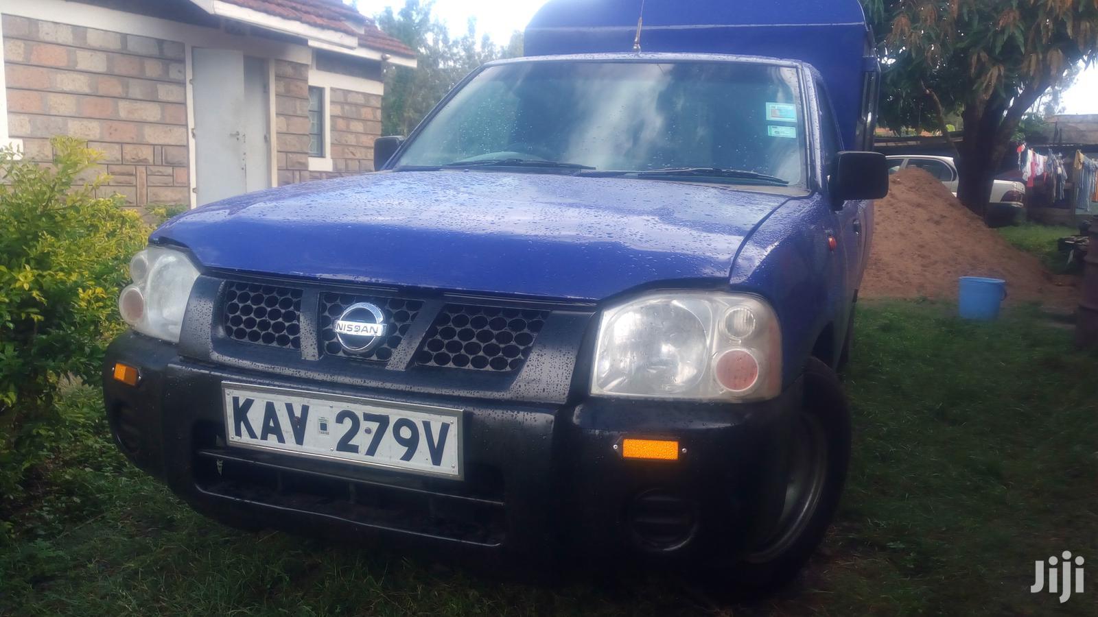 Nissan NP300 2005 Blue | Cars for sale in Kahawa, Nairobi, Kenya