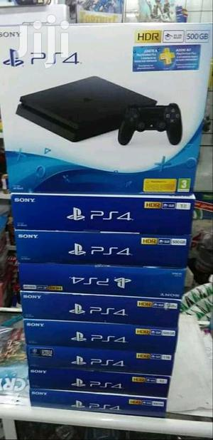 Brand New Playstation 4 Slim Machines | Video Game Consoles for sale in Nairobi, Nairobi Central
