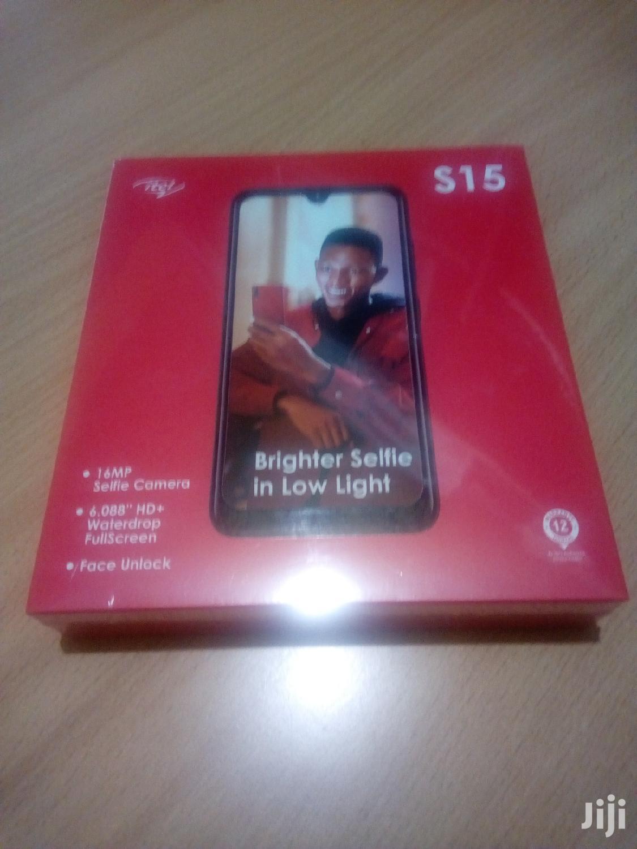 New Itel S15 16 GB Black | Mobile Phones for sale in Market Milimani, Kisumu, Kenya