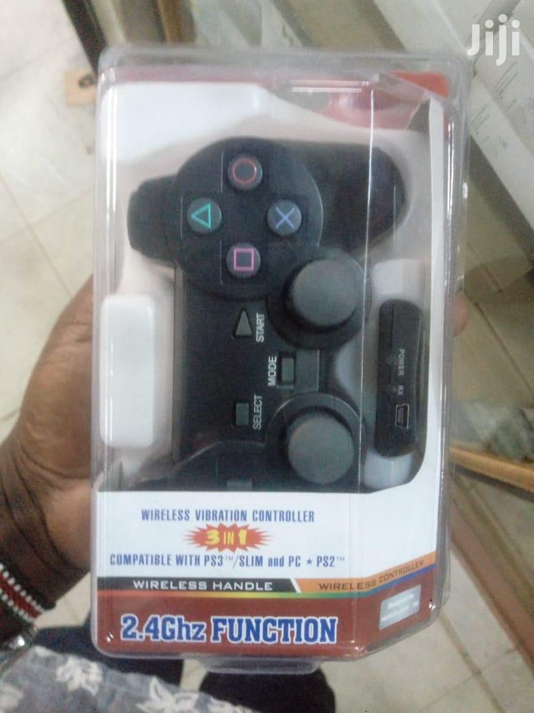 3 In 1 Wireless Gaming Pad