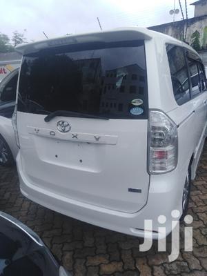 New Toyota Voxy 2012 White   Cars for sale in Mombasa, Mvita