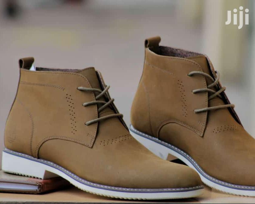 Men Official/Casual Timberland Leather
