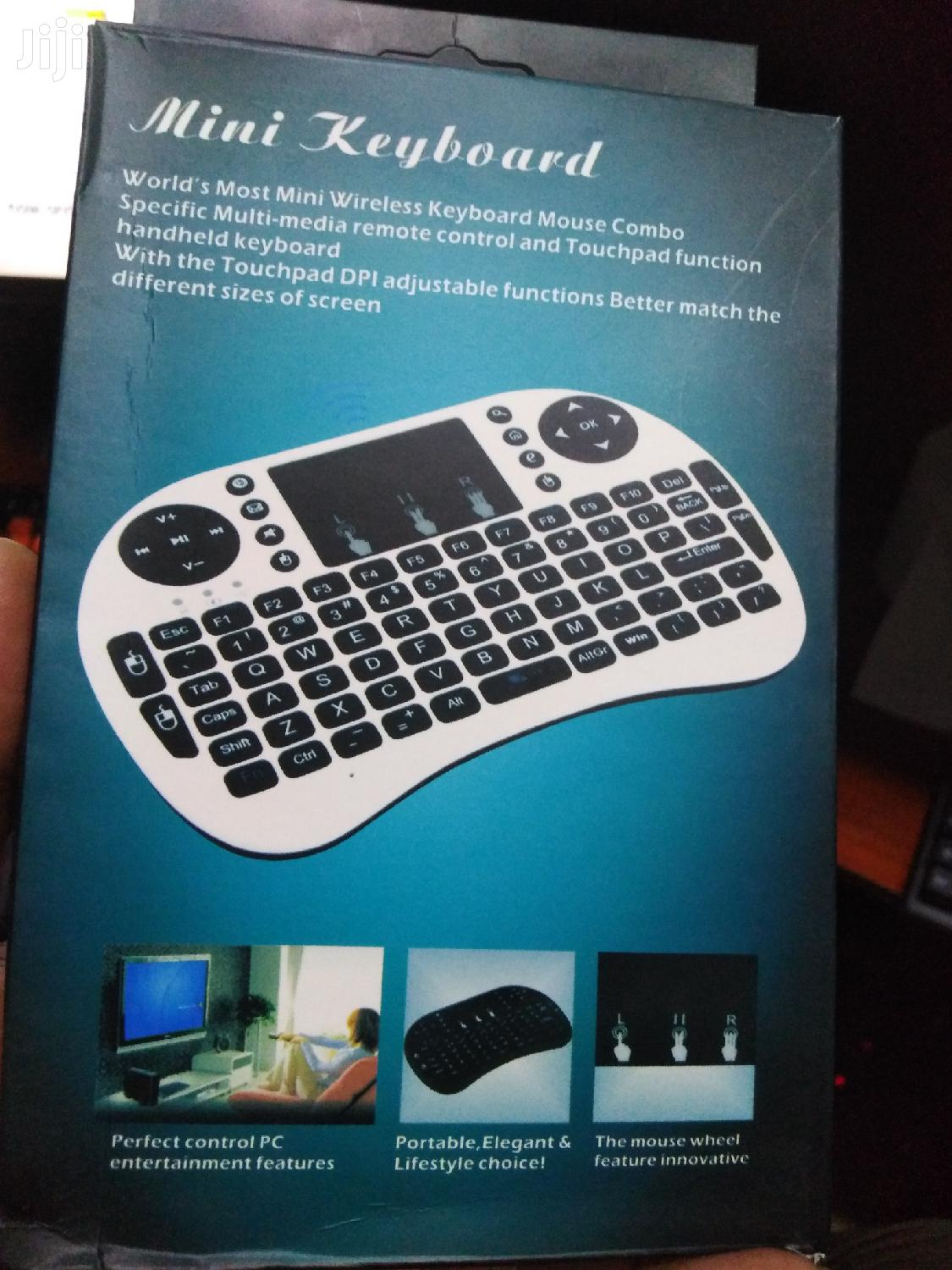 Archive: Mini Keyboard