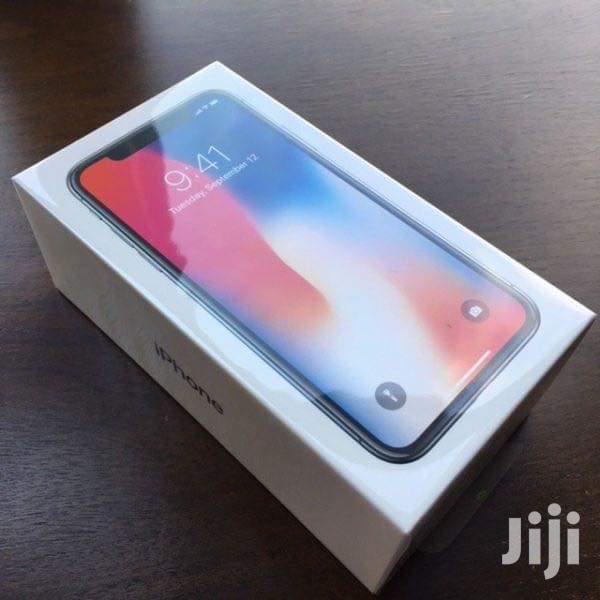 Archive: New Apple iPhone X 64 GB Black