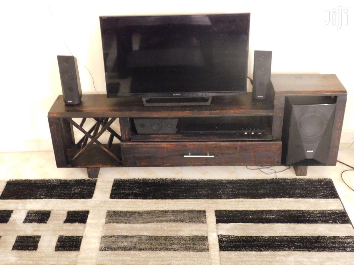 Tv Media Unit With Woofer Space   Furniture for sale in Roysambu, Nairobi, Kenya