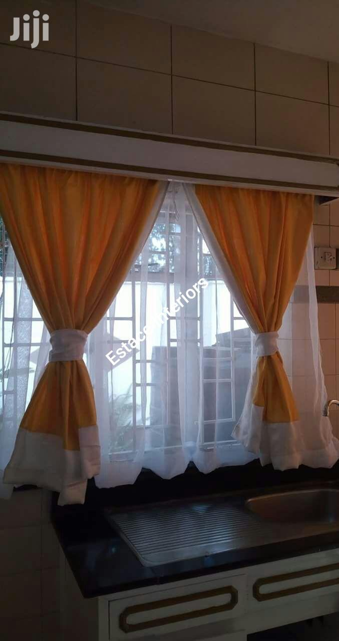 Kitchen Curtains | Home Accessories for sale in Nairobi Central, Nairobi, Kenya