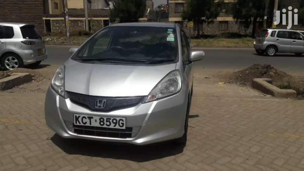 Honda Fits 2012 KCT