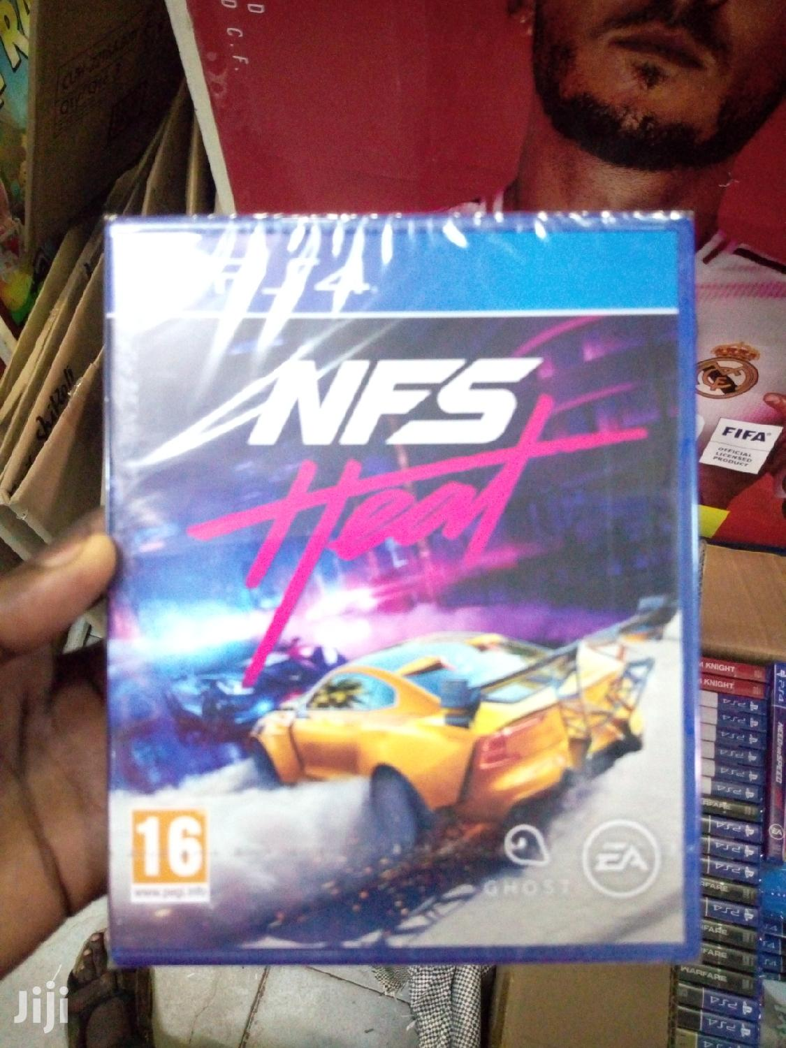 Nfs Heat For Ps4