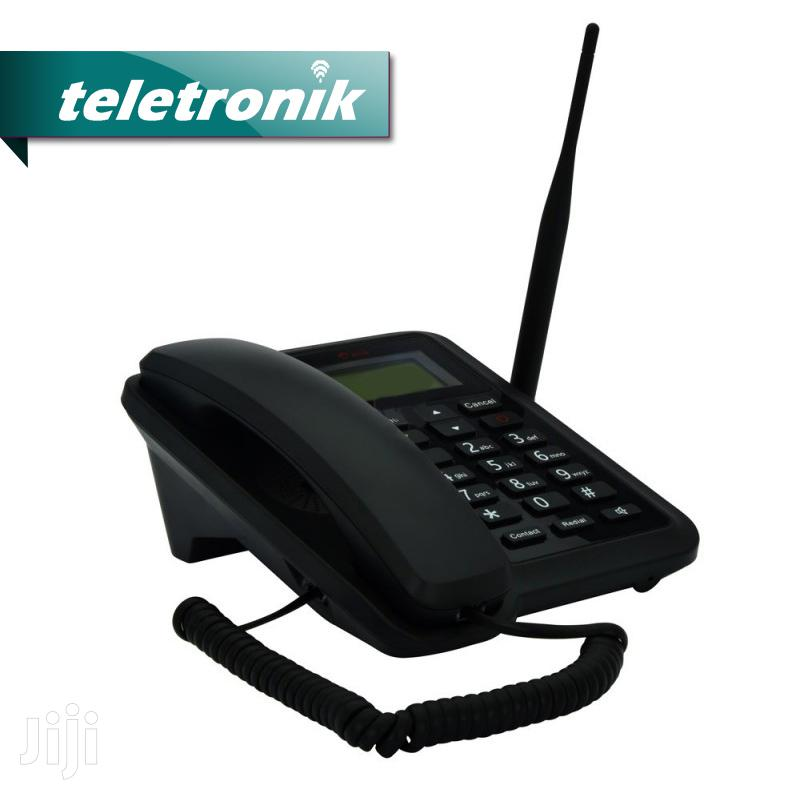 Topsonic Home/Office Wireless Desktop Phone