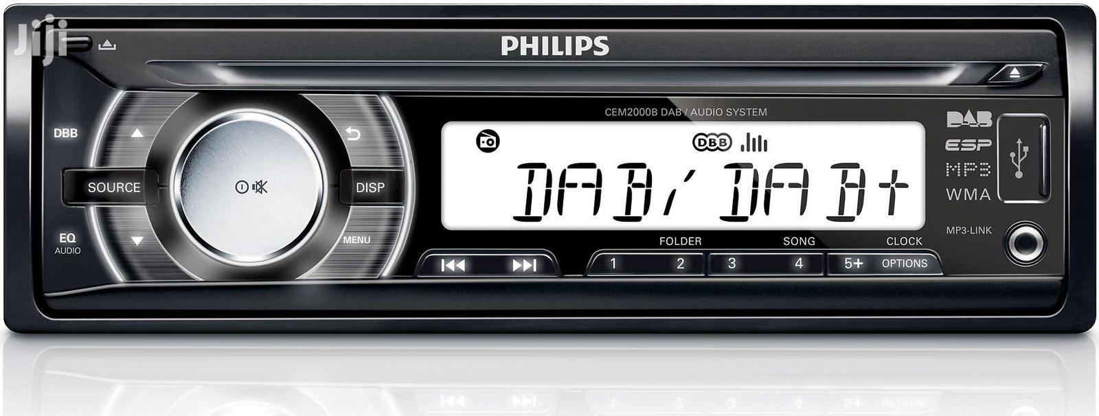 Naj USB Car Radio