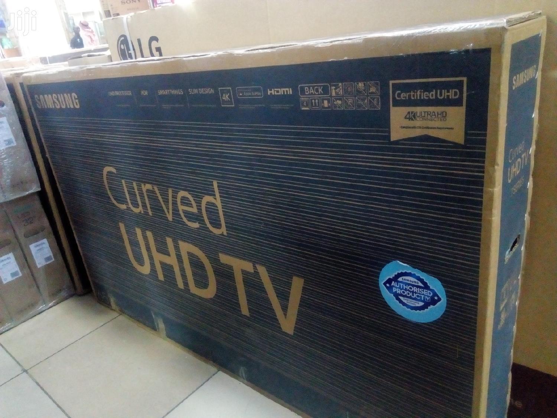 Samsung 65 Inch Curved UHD TV