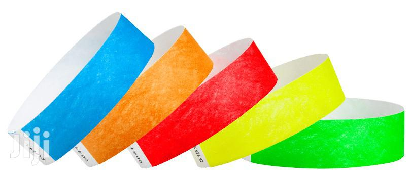 Archive: Tyvek Bands/ Event Wristbands \ Event Tags \ Paper Wristbands
