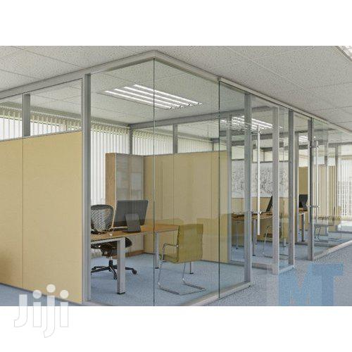 Archive: Modern Office Partition