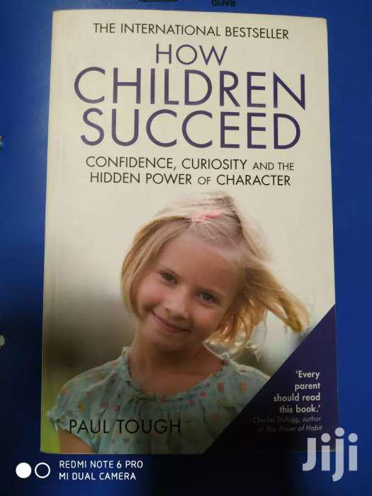 How Children Succeed - Paul Tough(Second Hand)